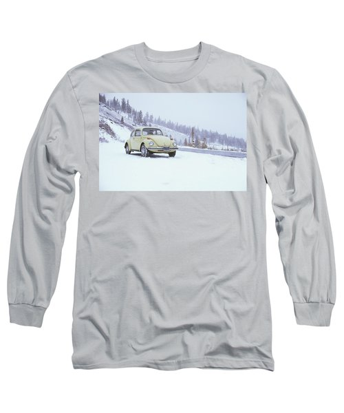 71 Vw Bug Long Sleeve T-Shirt