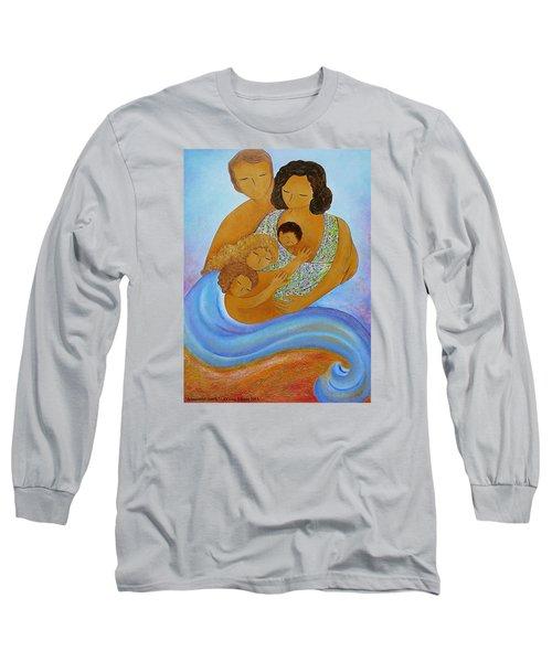A Beautiful Family Long Sleeve T-Shirt