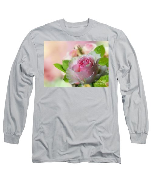 A Beautiful Rose Long Sleeve T-Shirt
