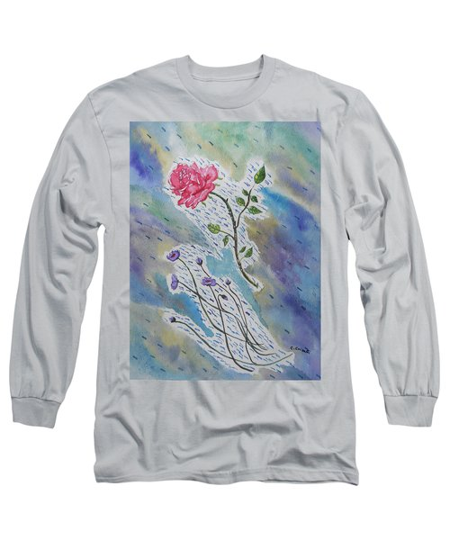 A Bit Of Whimsy Long Sleeve T-Shirt by Carol Crisafi