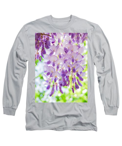 A Bright Sunshiny Day  Long Sleeve T-Shirt by Steve Taylor