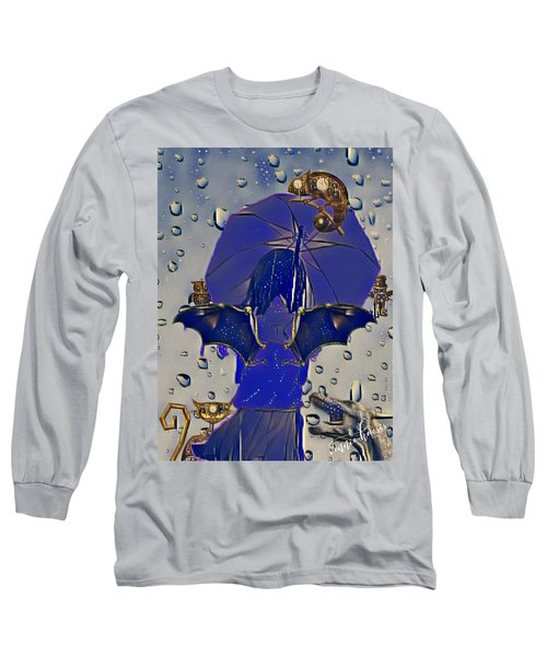 A Child's Invisibles Long Sleeve T-Shirt by Vennie Kocsis
