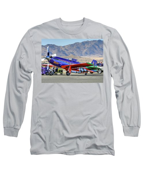 A Closer Look At Voodoo Engine Start Sundays Unlimited Gold Race Long Sleeve T-Shirt