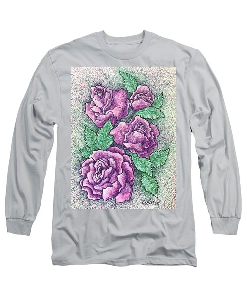 A Corsage For Millie Long Sleeve T-Shirt