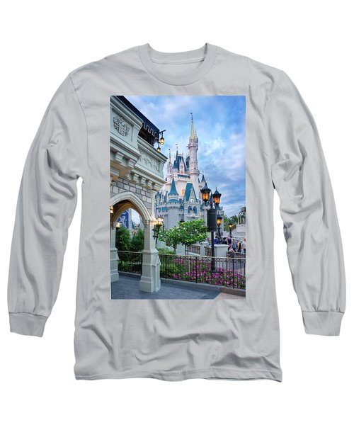 Long Sleeve T-Shirt featuring the photograph A Different Angle by Greg Fortier