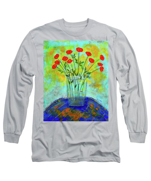 A Dozen Of Red Roses For You Long Sleeve T-Shirt