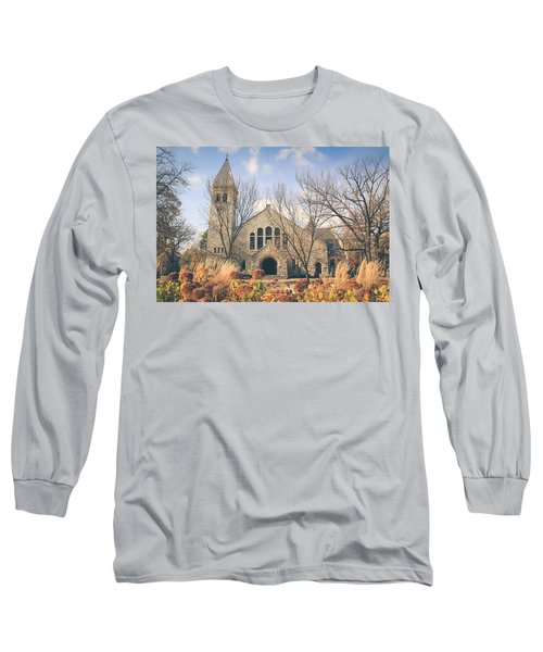 A Fine Autumn Day Long Sleeve T-Shirt