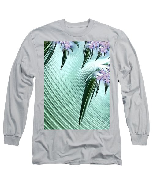 A Fractal Unlilke Any Others Long Sleeve T-Shirt