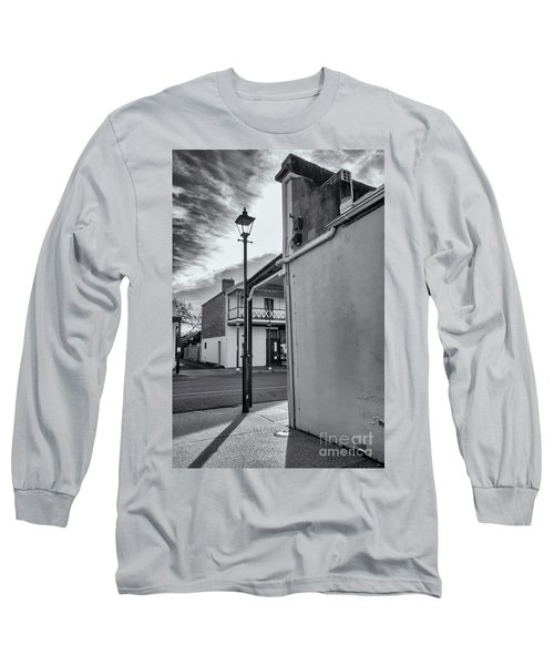 Long Sleeve T-Shirt featuring the photograph A Glimpse by Linda Lees