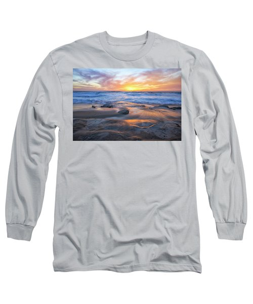 A La Jolla Sunset #1 Long Sleeve T-Shirt
