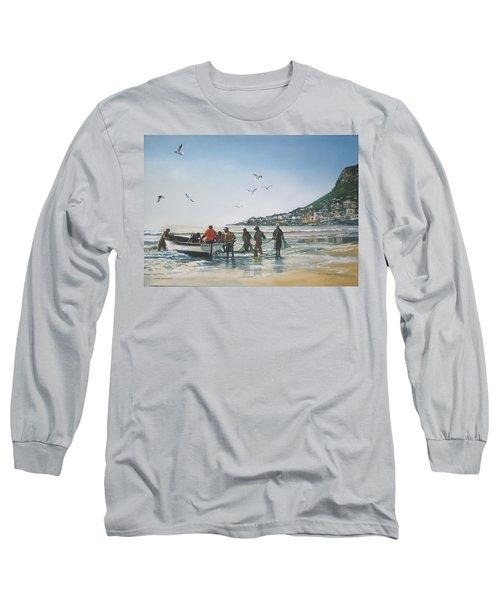 A Light Breakfast Long Sleeve T-Shirt