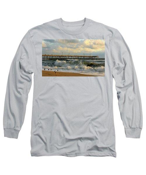 A Little Too Rough Long Sleeve T-Shirt