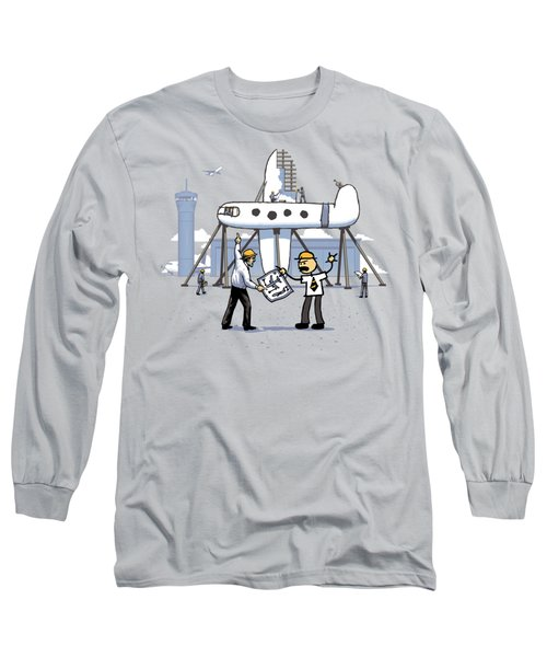 A Matter Of Perspective Long Sleeve T-Shirt