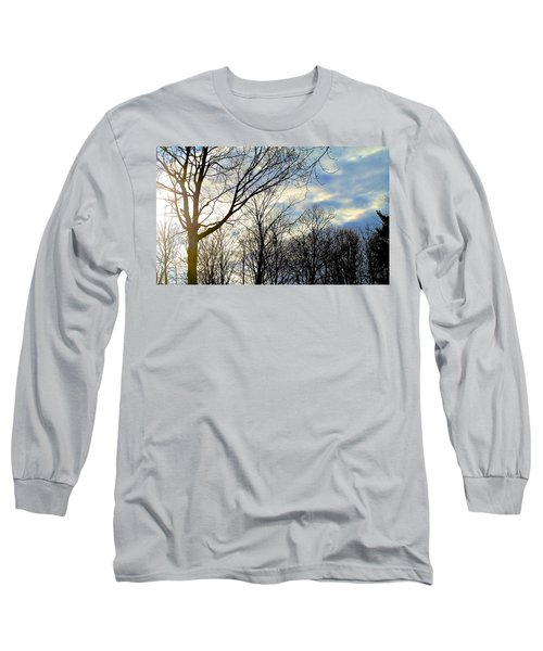 A Morning Sun Long Sleeve T-Shirt