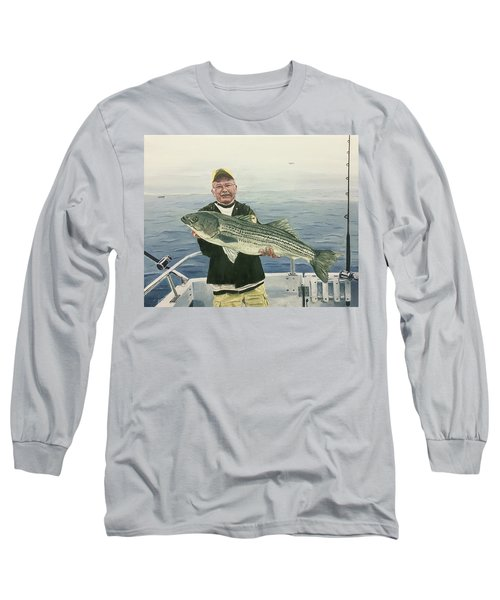 A Nice Catch Long Sleeve T-Shirt