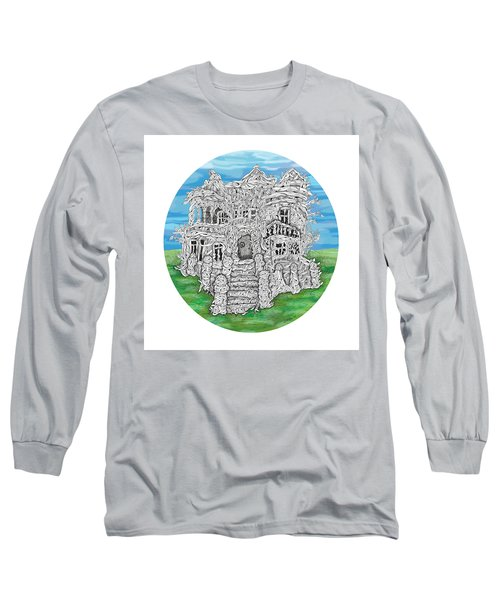 House Of Secrets Long Sleeve T-Shirt