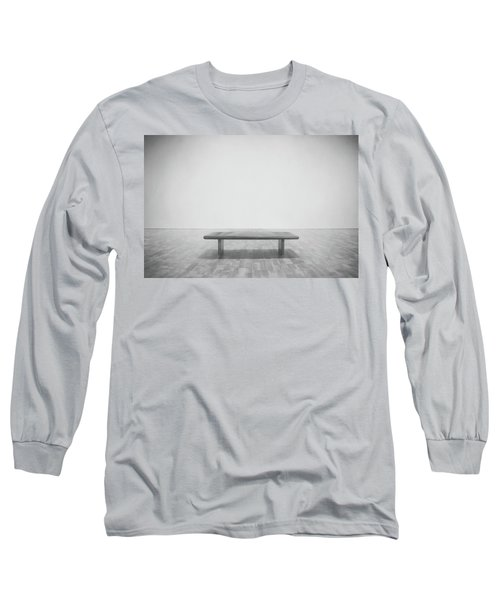 A Place To Sit 3 Long Sleeve T-Shirt