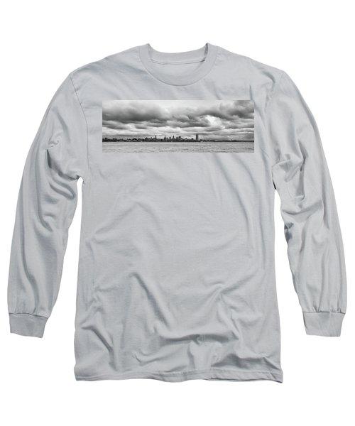 A Rotten Day In Buffalo  9230 Long Sleeve T-Shirt
