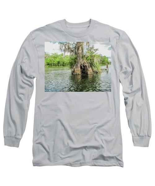A Secret Hiding Place Long Sleeve T-Shirt