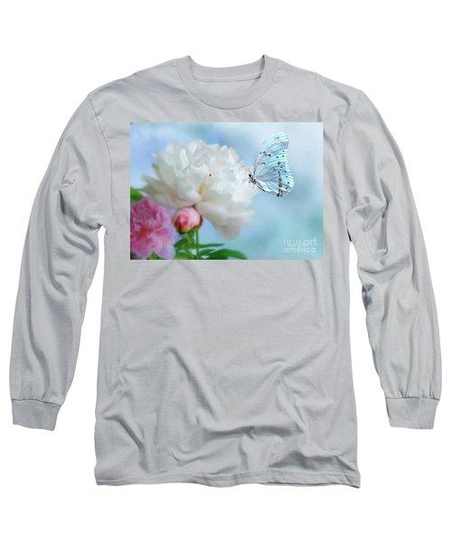 A Soft Landing Long Sleeve T-Shirt