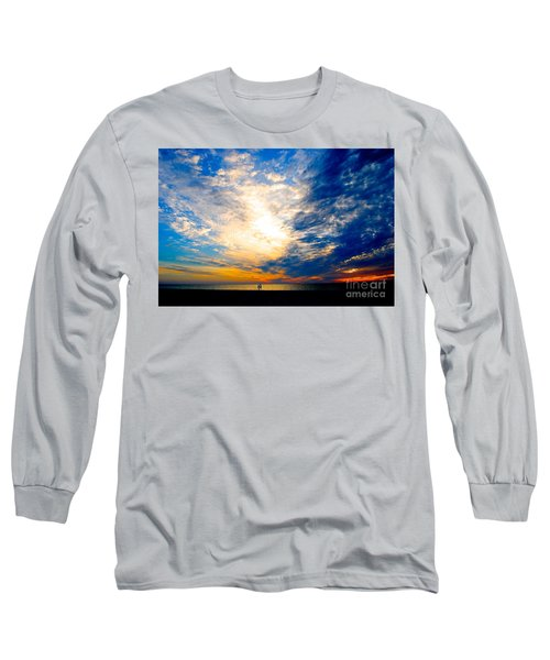 A Speck In The Universe Long Sleeve T-Shirt