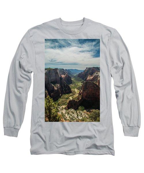 A Storm Is A' Brewing Long Sleeve T-Shirt