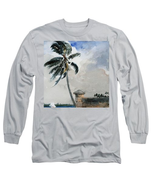 A Tropical Breeze Long Sleeve T-Shirt