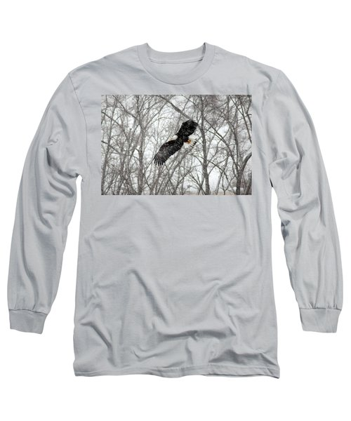 A Winter's Day Long Sleeve T-Shirt