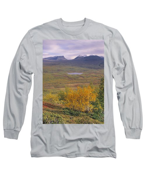 Abisko Nationalpark Long Sleeve T-Shirt
