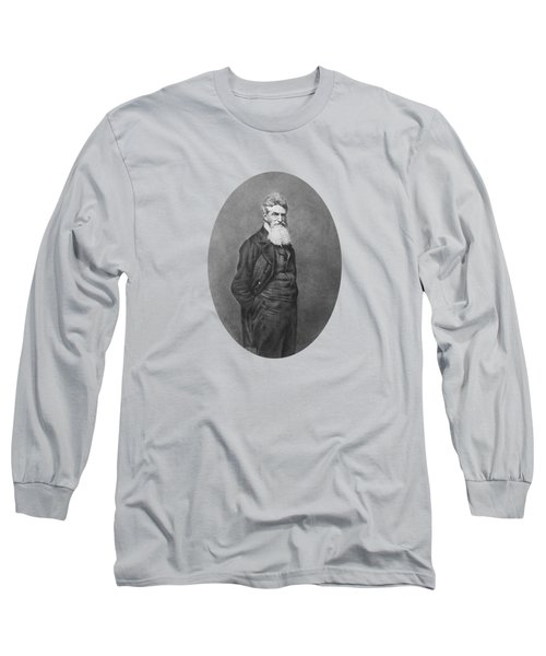 Abolitionist John Brown Long Sleeve T-Shirt