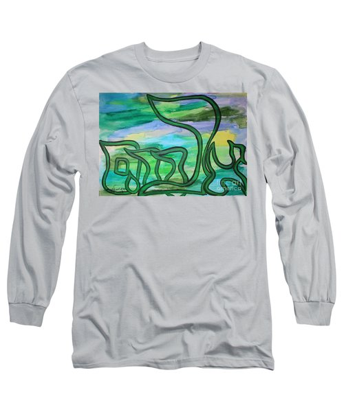 Abraham Long Sleeve T-Shirt