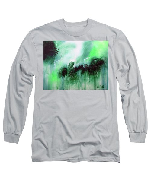 Abstract 2013013 Long Sleeve T-Shirt