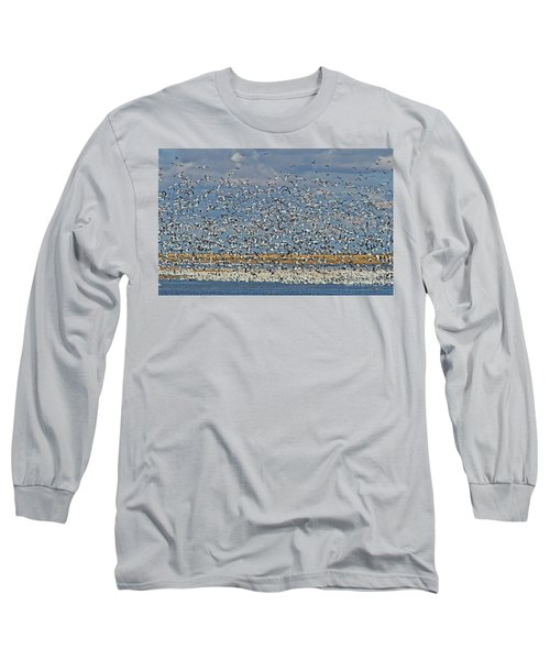 Long Sleeve T-Shirt featuring the photograph Abundance.. by Nina Stavlund