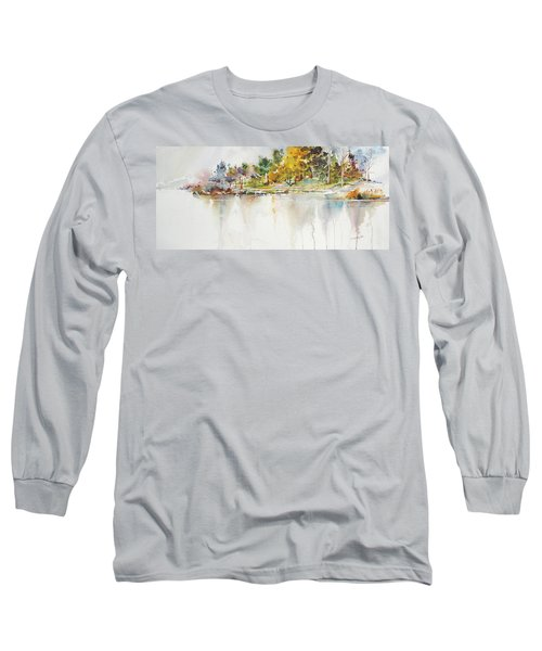 Across The Pond Long Sleeve T-Shirt by P Anthony Visco