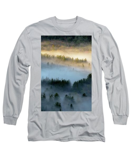 Adirondack Fog Long Sleeve T-Shirt