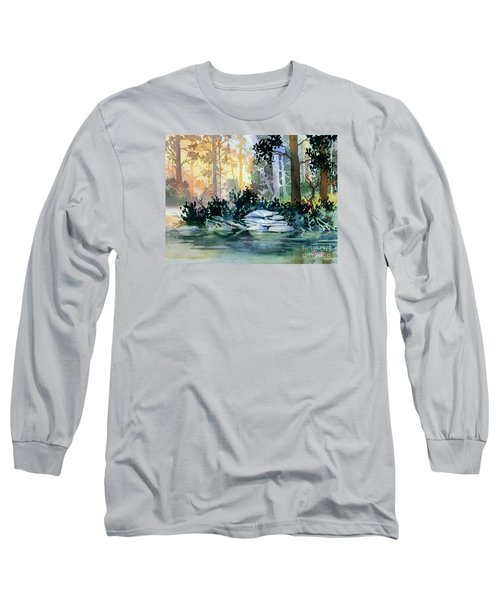 Admiralty Island Long Sleeve T-Shirt by Teresa Ascone