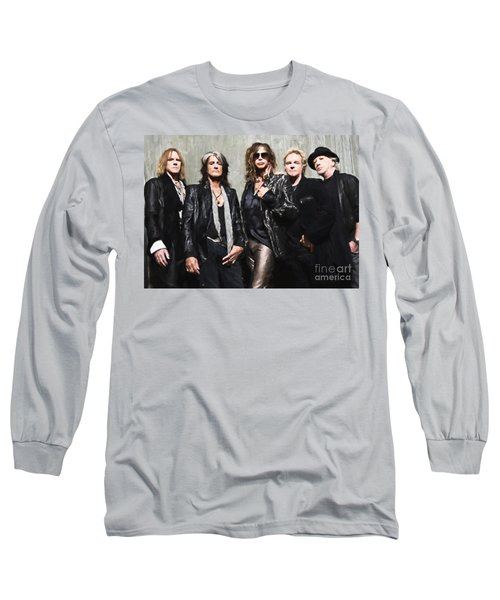 Aerosmith Long Sleeve T-Shirt