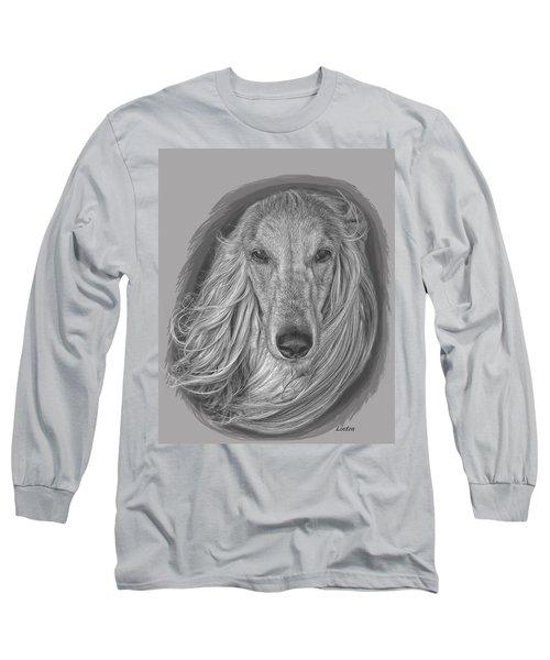 Afghan Long Sleeve T-Shirt