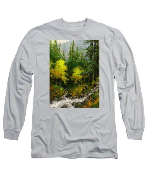 After The Storm September Long Sleeve T-Shirt