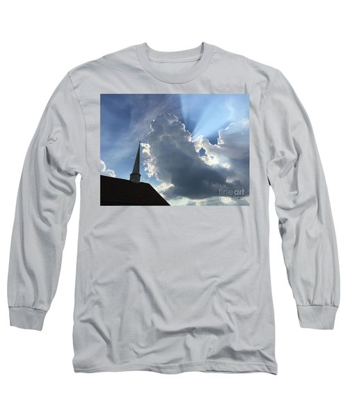 Afternoon Reminder Long Sleeve T-Shirt