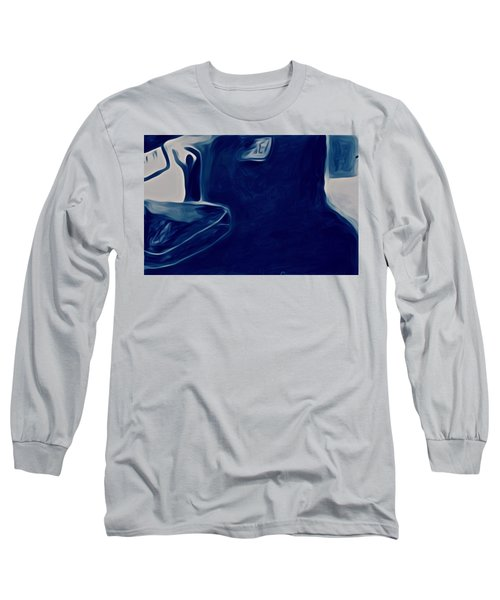 Agony Of The Outside World 2 Long Sleeve T-Shirt