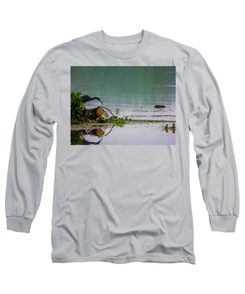 Ah Dubble-dawg Dare Ya Long Sleeve T-Shirt