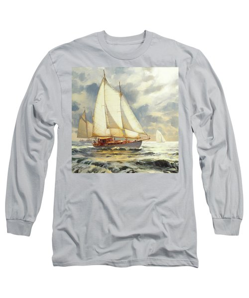 Ahead Of The Storm Long Sleeve T-Shirt