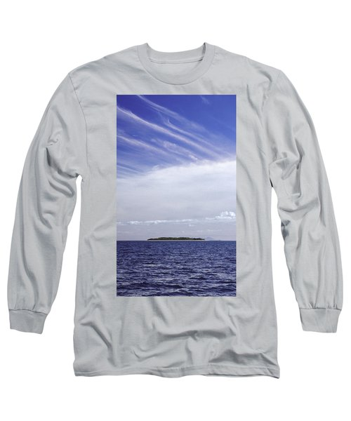 Ahoy Bounty Island Resort Long Sleeve T-Shirt