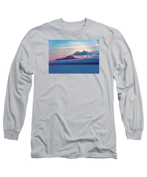 Alaska Dawn Long Sleeve T-Shirt by Lewis Mann