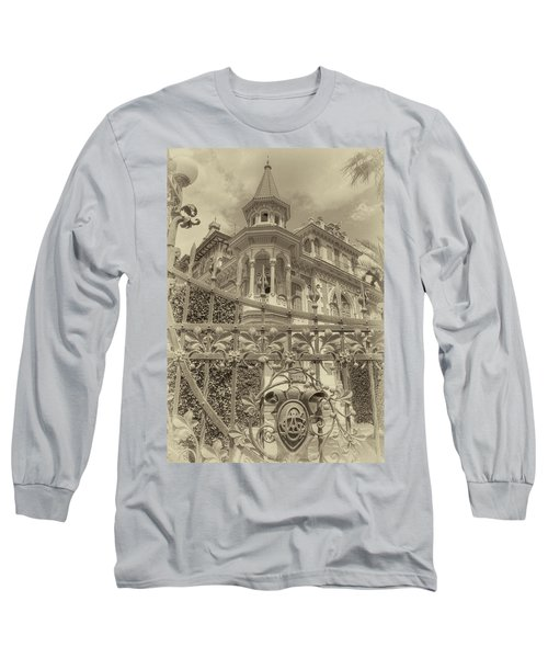 Albert Chamas Villa Long Sleeve T-Shirt