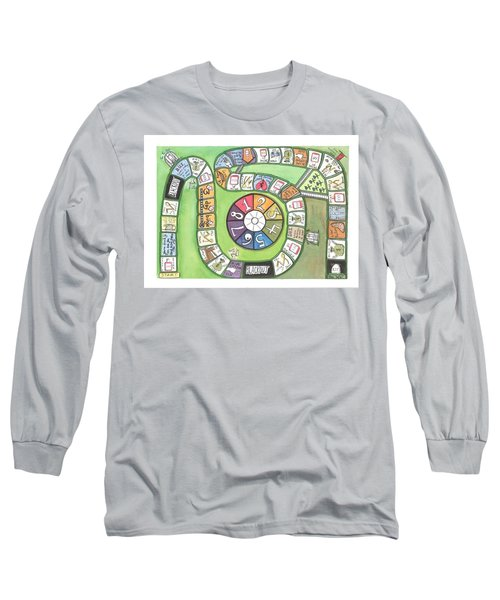 Alcoholism The Game Long Sleeve T-Shirt