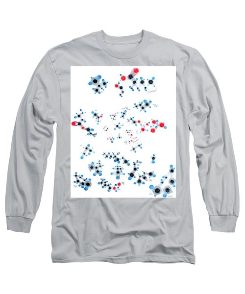 Alkanes And Friends Long Sleeve T-Shirt