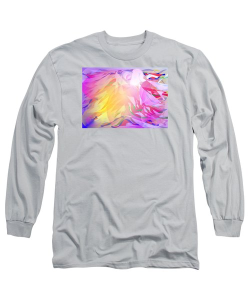 All I Need Is An Angel Long Sleeve T-Shirt