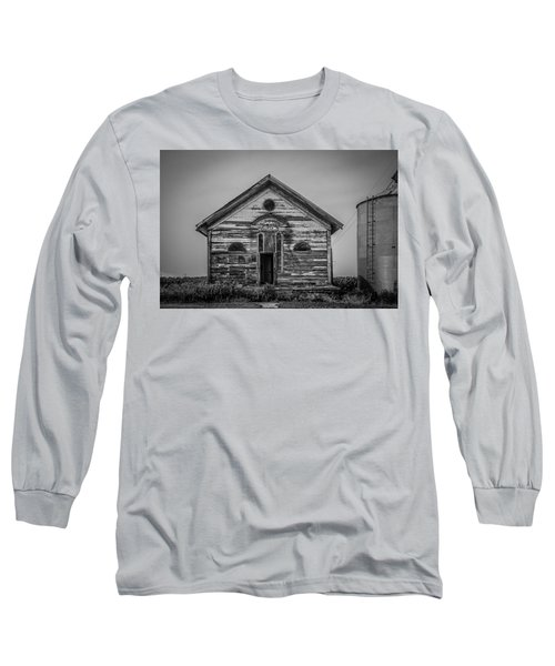 Allens Grove Long Sleeve T-Shirt by Ray Congrove